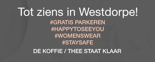 Tot ziens in Westdorpe!